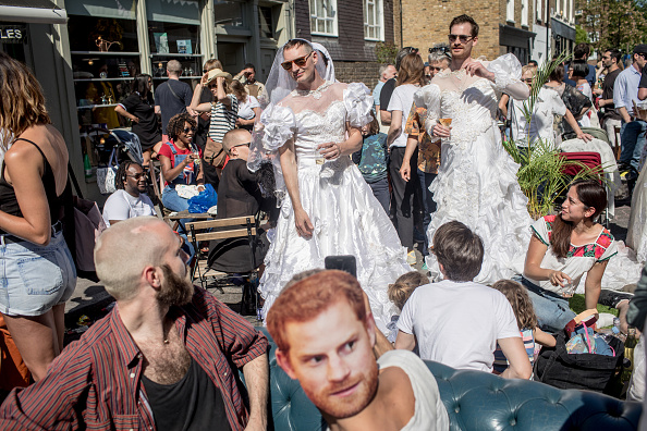 Chris McGrath「Wilton Lane Royal Wedding Street Party」:写真・画像(14)[壁紙.com]