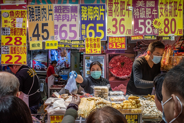 Food「Deadly Wuhan Coronavirus Spreads To Hong Kong」:写真・画像(9)[壁紙.com]
