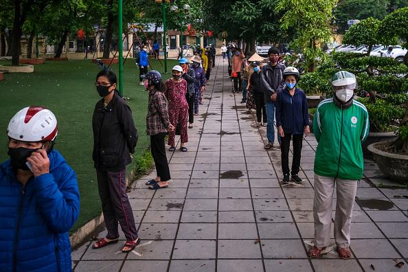 Linh Pham「Vietnam Impose Social Distancing To Contain Spread Of The Coronavirus」:写真・画像(7)[壁紙.com]