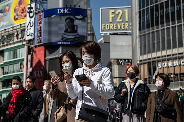 Tokyo - Japan「Covid-19 Cases Continue To Rise In Japan」:写真・画像(16)[壁紙.com]