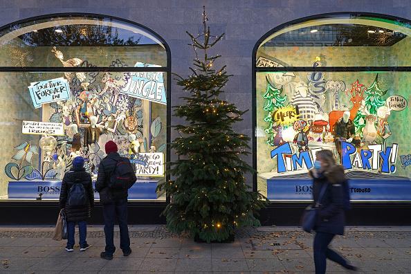 Retail Place「Christmas Season Begins Muted During Coronavirus Second Wave」:写真・画像(9)[壁紙.com]