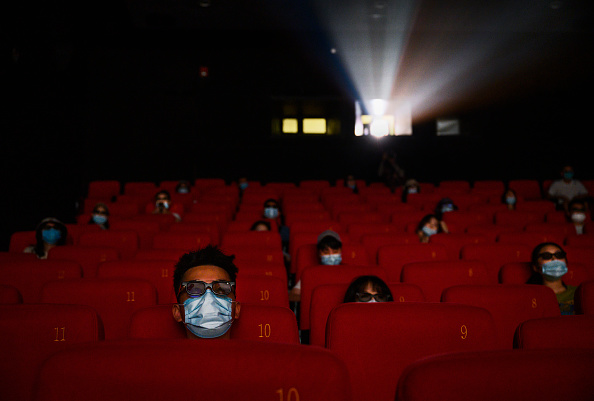 Film「Beijing Cinemas Reopen After Six Months Closure Due To COVID-19 Pandemic」:写真・画像(6)[壁紙.com]
