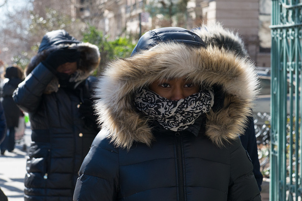 天気「Artic Chill Brings Frigid Temperatures Over New York City」:写真・画像(8)[壁紙.com]