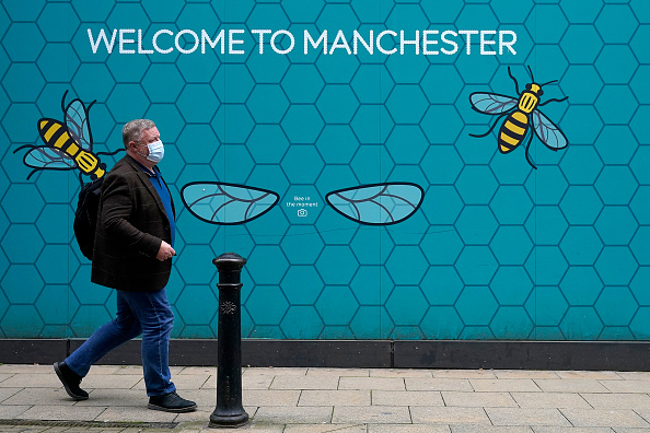 Manchester - England「Manchester Leaders Object To Possible Tier-3 Covid-19 Alert Level」:写真・画像(8)[壁紙.com]