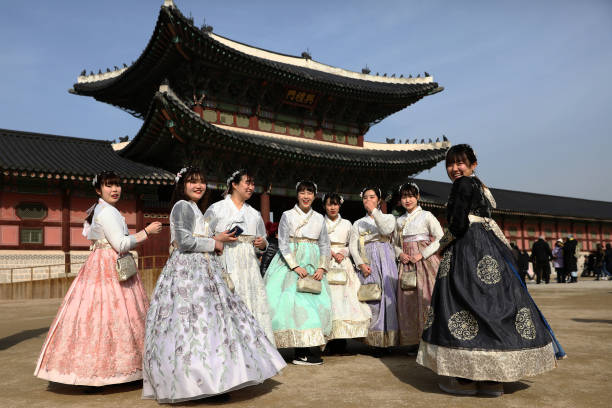 Lunar New Year Celebrations In South Korea:ニュース(壁紙.com)