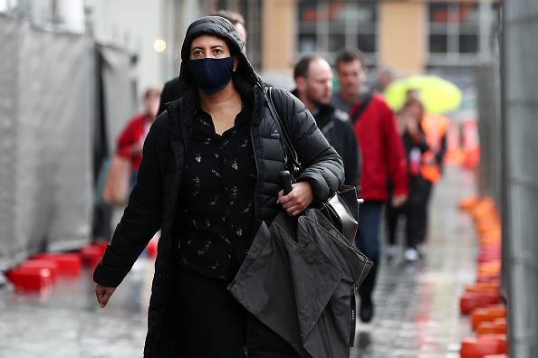 Auckland「New Zealand COVID-19 Restrictions Reintroduced Following New Coronavirus Cases」:写真・画像(13)[壁紙.com]