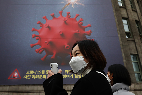 South Korea「Seoul Announces New Measures To Control Covid-19 Spread」:写真・画像(19)[壁紙.com]