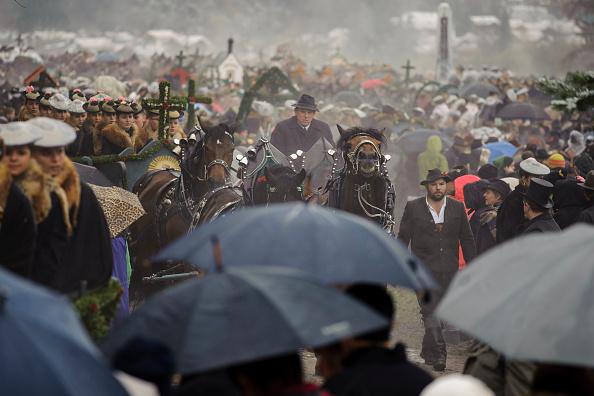 Philipp Guelland「Annual Leonhardifahrt Procession In Bavaria」:写真・画像(4)[壁紙.com]