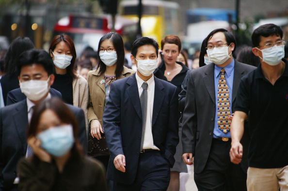 China - East Asia「Hong Kong Citizens Cope With SARS Virus」:写真・画像(19)[壁紙.com]
