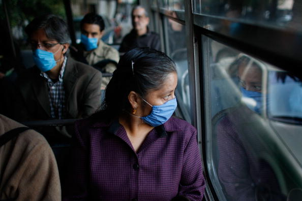 Mexico「Swine Flu Fears Spread Throughout Mexico」:写真・画像(6)[壁紙.com]