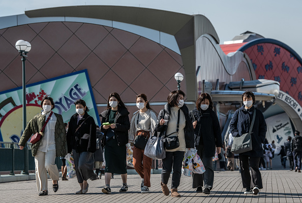 Chiba Prefecture「Covid-19 Cases Continue To Rise In Japan」:写真・画像(3)[壁紙.com]