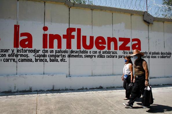 Mexico「Swine Flu Fears Spread Throughout Mexico」:写真・画像(17)[壁紙.com]