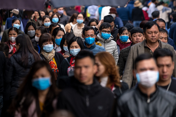 People「China's Wuhan Coronavirus Spreads To Vietnam」:写真・画像(7)[壁紙.com]