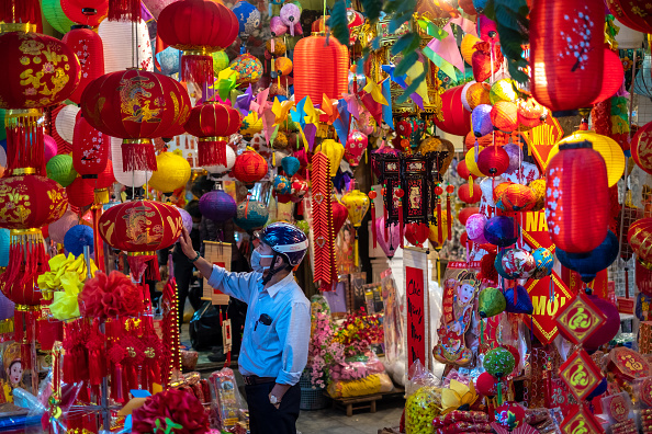 Linh Pham「Hanoi Prepares For Chinese New Year Amid A Covid-19 Resurgence」:写真・画像(8)[壁紙.com]