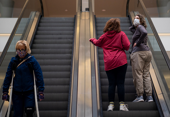 Event「Mall Of America Reopens After Closure For Pandemic」:写真・画像(11)[壁紙.com]