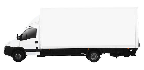 small truck (clipping path included):スマホ壁紙(壁紙.com)