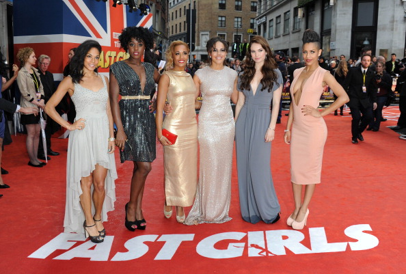 Stuart C「Fast Girls - UK Film Premiere」:写真・画像(14)[壁紙.com]