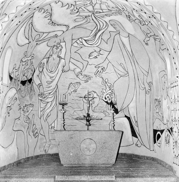 Chapel「Modern Fresco」:写真・画像(7)[壁紙.com]