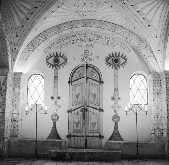 Chapel「Church Fresco」:写真・画像(12)[壁紙.com]
