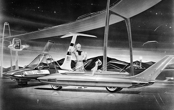 乗り物・交通「Future Car」:写真・画像(19)[壁紙.com]