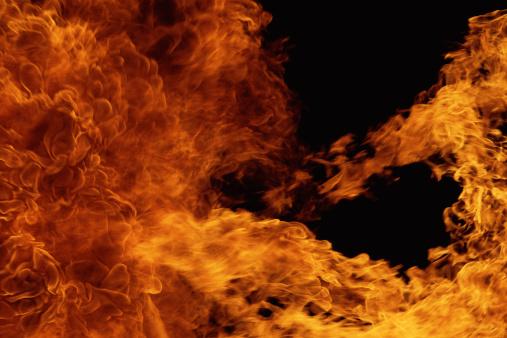 Fireball「Violent firestorm」:スマホ壁紙(3)