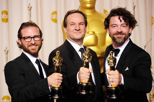 ヒューゴの不思議な発明「84th Annual Academy Awards - Press Room」:写真・画像(5)[壁紙.com]