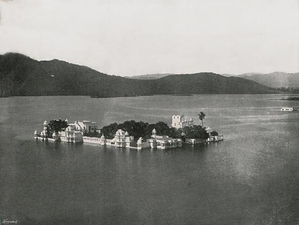 Rajasthan「The Lake Palace」:写真・画像(9)[壁紙.com]