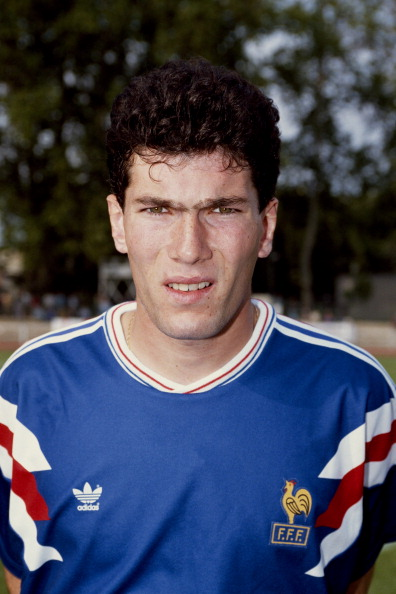 Portrait「Zinedine Zidane」:写真・画像(13)[壁紙.com]