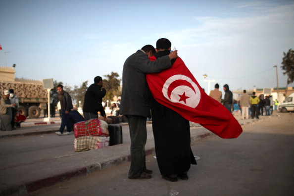 Tunisia「Foreign Workers Flee As Violence Continues In Libya」:写真・画像(4)[壁紙.com]