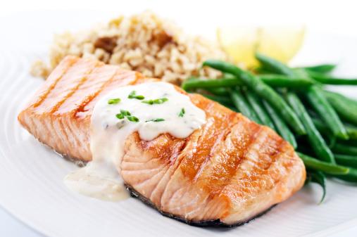 Bush Bean「Healthy Salmon Dinner」:スマホ壁紙(19)