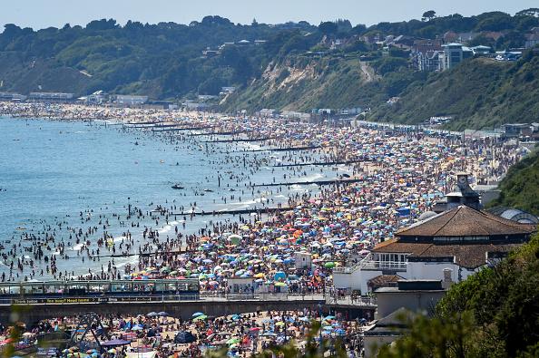 Beach「UK Experiences Summer Heatwave」:写真・画像(16)[壁紙.com]