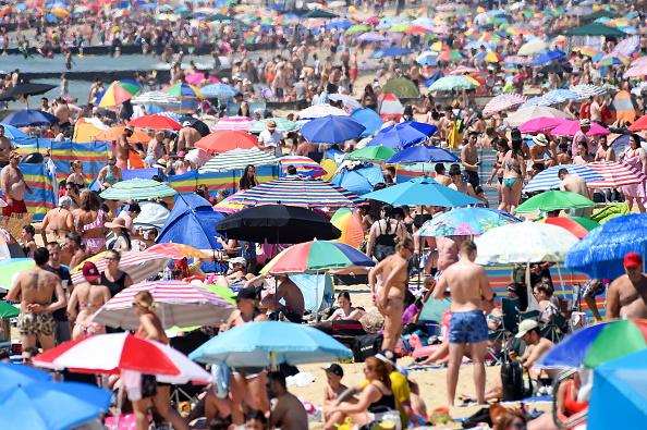 Weather「UK Experiences Summer Heatwave」:写真・画像(9)[壁紙.com]