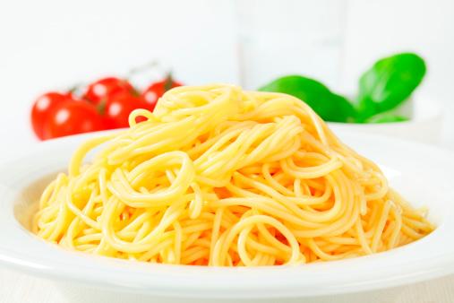 Long「plate of spaghetti」:スマホ壁紙(16)