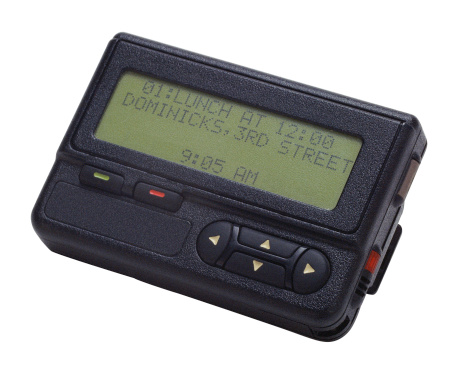 Device Screen「Pager with digital display」:スマホ壁紙(17)