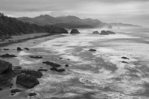 Cannon Beach「USA, Oregon, Clatsop County, Cannon Beach」:スマホ壁紙(17)