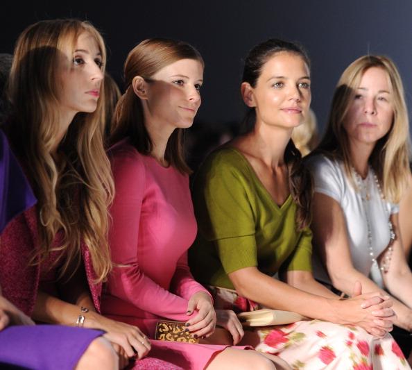Dimitrios Kambouris「Michael Kors - Front Row - Mercedes-Benz Fashion Week  Spring 2014」:写真・画像(6)[壁紙.com]