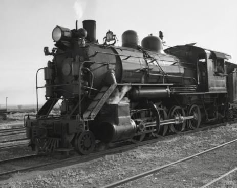 SL「Vintage locomotive in ely, nevada」:スマホ壁紙(19)
