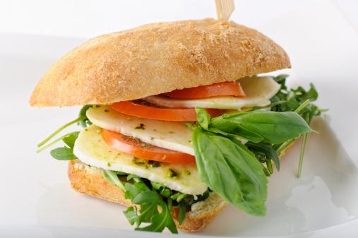 Ciabatta「Caprese Sandwich」:スマホ壁紙(16)