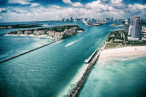 マイアミビーチ「マイアミ メトロ エリア」:スマホ壁紙(8)