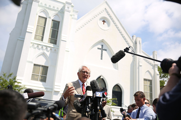 Methodist「Nine Dead After Church Shooting In Charleston」:写真・画像(10)[壁紙.com]