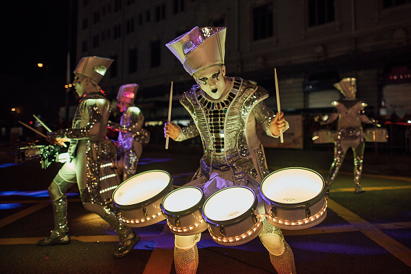 Chinese Culture「Chinese New Year Celebrations In Hong Kong」:写真・画像(9)[壁紙.com]
