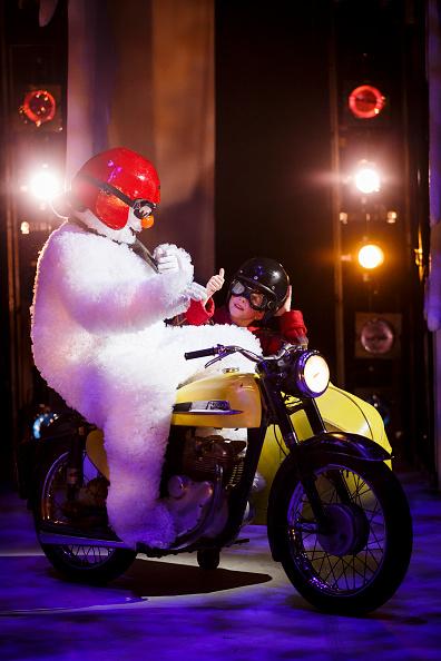 雪だるま「'The Snowman' - Behind the Scenes At The Peacock Theatre」:写真・画像(1)[壁紙.com]
