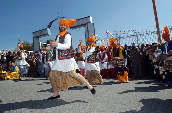 Indian Subcontinent Ethnicity「Vaisakhi Celebrated In Vancouver」:写真・画像(18)[壁紙.com]