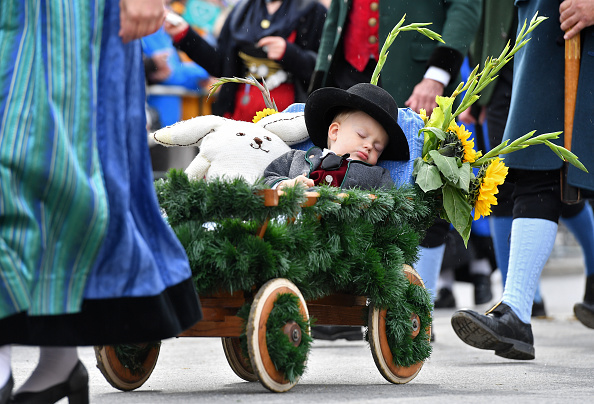 Tradition「Oktoberfest 2017  - Costume and Riflemen's Procession」:写真・画像(6)[壁紙.com]