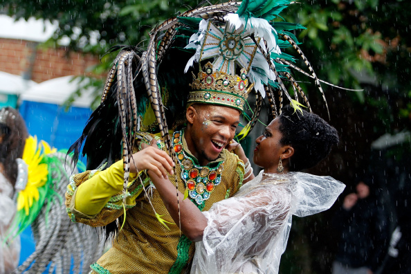 Masquerade Mask「The Annual Notting Hill Carnival Celebrations 2014」:写真・画像(7)[壁紙.com]