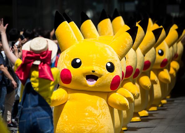 Game「Pikachu Outbreak Festival」:写真・画像(2)[壁紙.com]