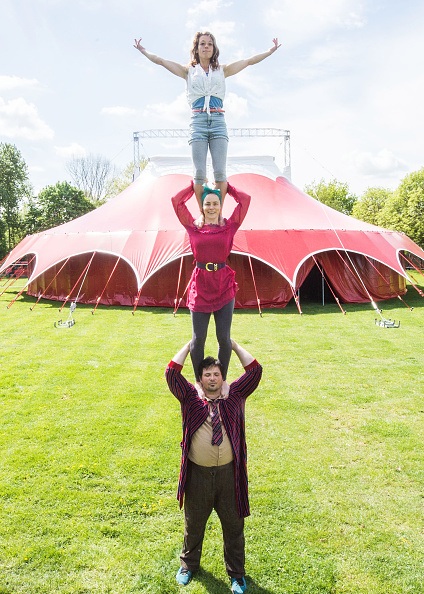 Art And Craft「Wandsworth Arts Fringe Battersea Circus Photocall」:写真・画像(13)[壁紙.com]