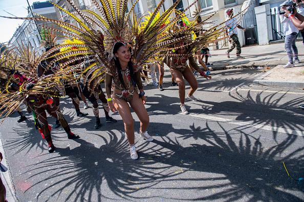 Carnival - Celebration Event「2017 Notting Hill Carnival - Monday」:写真・画像(8)[壁紙.com]