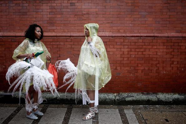 Masquerade Mask「The Annual Notting Hill Carnival Celebrations 2014」:写真・画像(13)[壁紙.com]