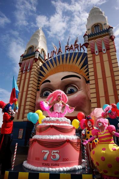 Lisa Maree Williams「Sydney's Iconic Luna Park Celebrates 75 Years」:写真・画像(0)[壁紙.com]